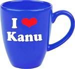 """Tasse """"I love Kanu"""""""