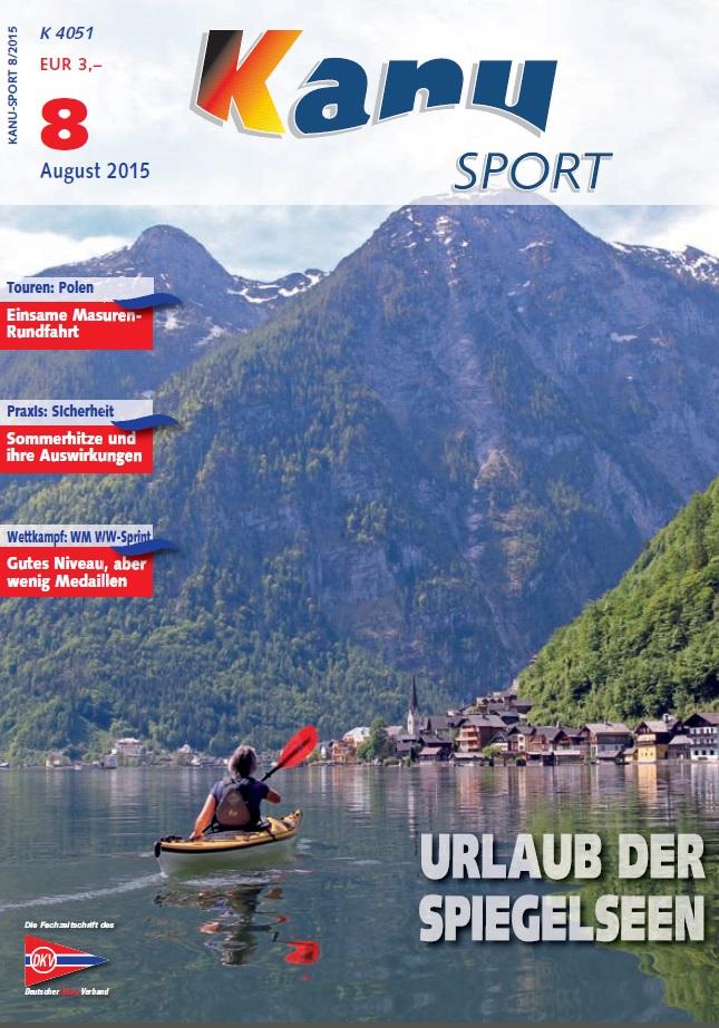 KANU-SPORT 8 2015 E-BOOKKanu Sport
