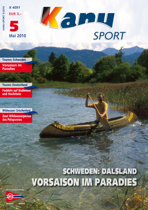 KANU-SPORT EinzelheftKanu Sport