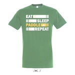 T-Shirt - EAT SLEEP PADDLE ...